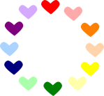 hearts-clipart-rainbow-13